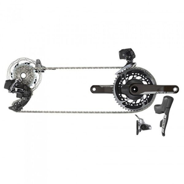 REAR DERAILLEUR X-0 9-SPEED MEDIUM CAGE