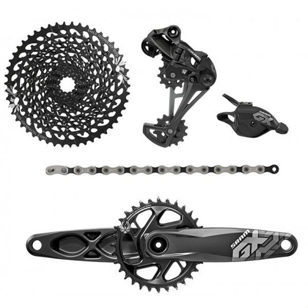 GROUPSET GX EAGLE 12S 175 1X12 00.7918.071.001 SRAM